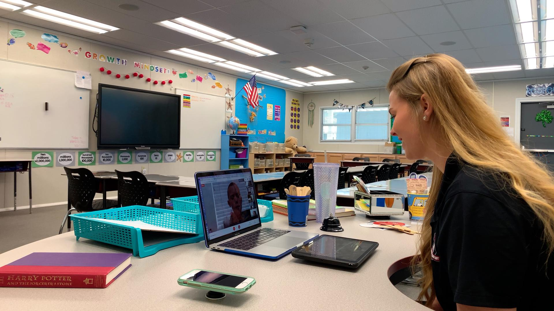 Virtual Classrooms at River Islands Provide One of Few Live, Online Teaching Programs in CA