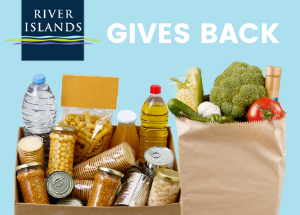 River Islands Kicks Off 365 Days of Giving