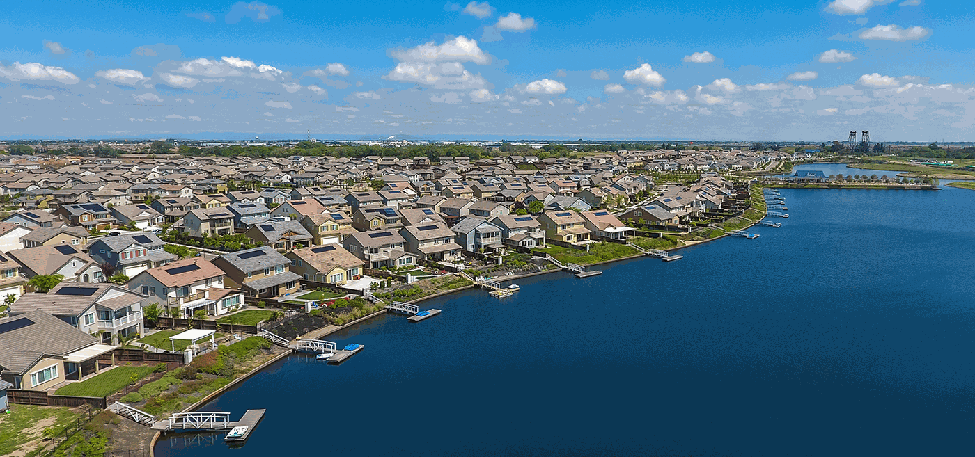 Embrace Central Valley Living At River Islands