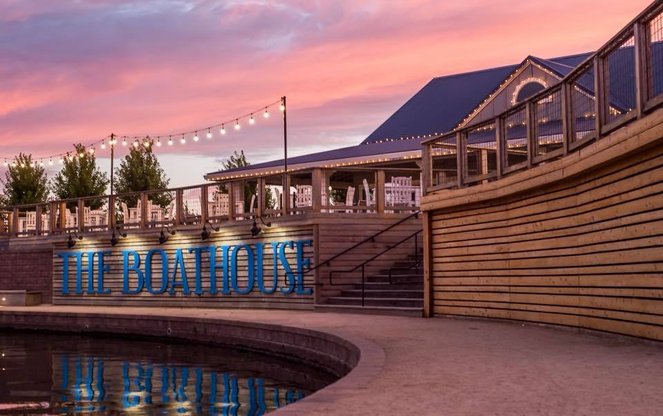 Pull Up a Seat at The Boathouse at River Islands