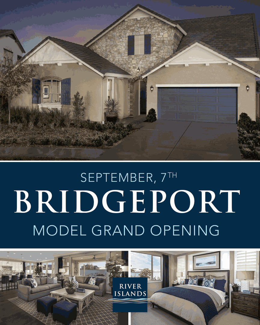 Bridgeport by Van Daele Homes Grand Opening – September 7, 2019