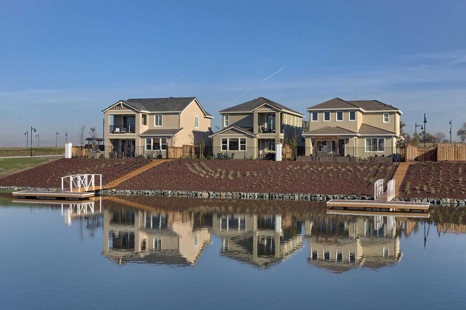 Architectural Innovation At River Islands: Lakeside and Beacon Bay By Kiper Homes