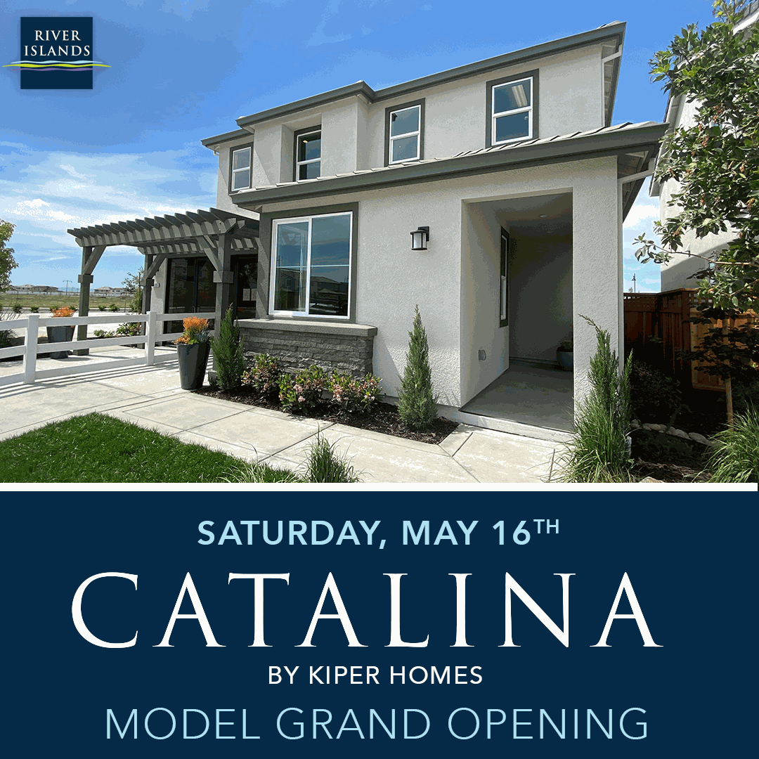 Catalina by Kiper Homes Grand Opening – May 16, 2020