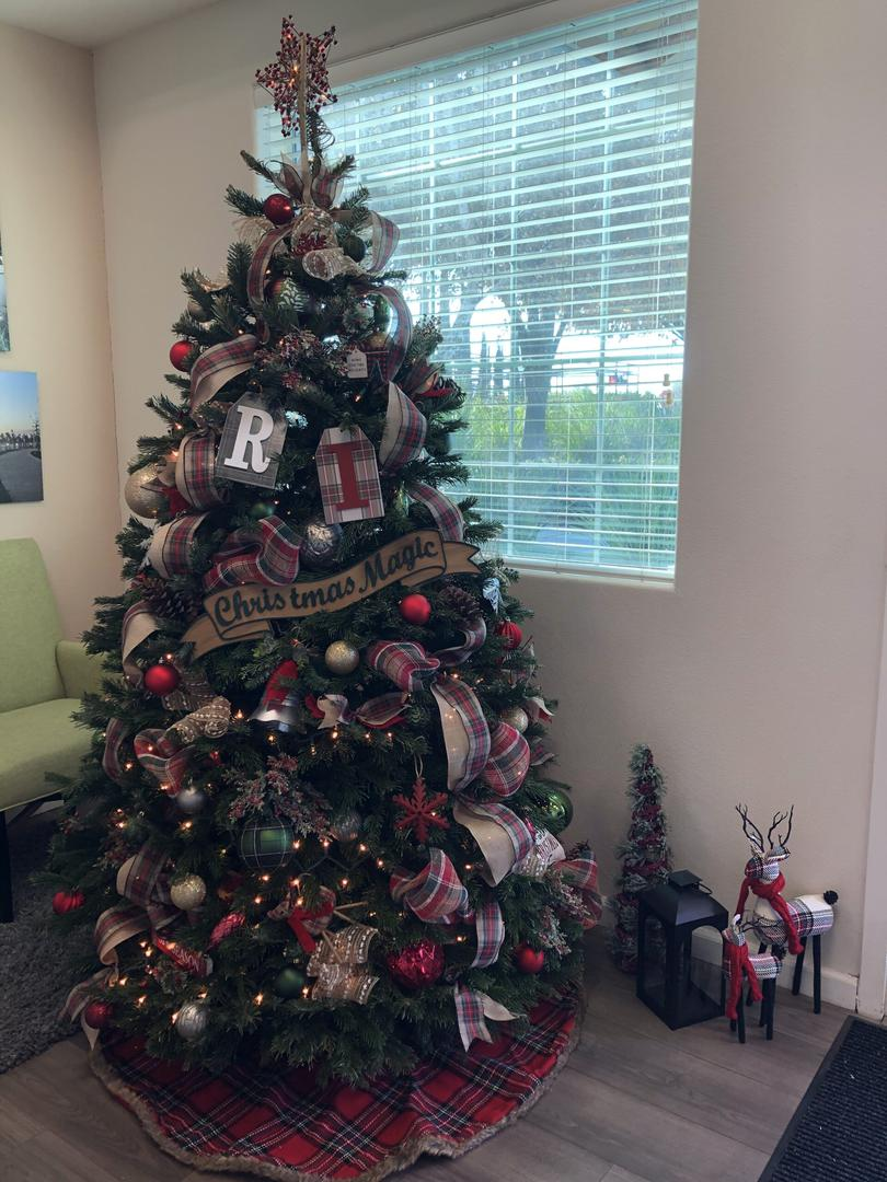 The Annual Giving Tree at River Islands
