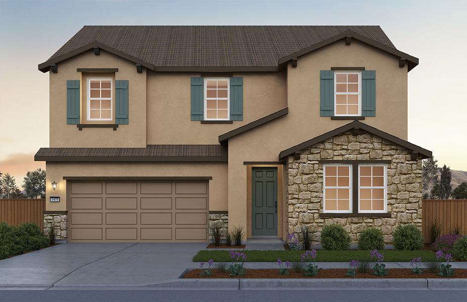 Dahlia Home at Sunset by Pulte Homes at River Islands