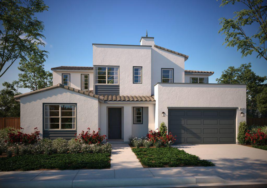 Plan 2 Home at Veranda Van Daele Homes at River Islands