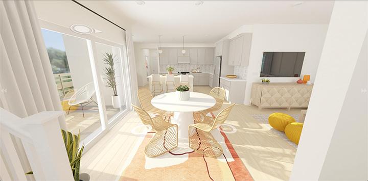 Click to take a virtual tour of Horizon plan 1 by modsey