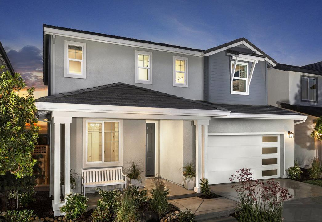 Residence 2 Home at Catalina II by Kiper Homes at River Islands