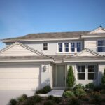 Plan 3 at Waypointe by The New Home Company