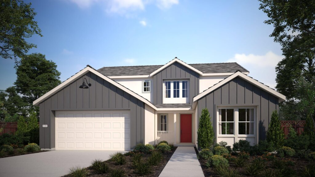 plan 2 at Waypointe by The New Home Company at River Islands in Lathrop